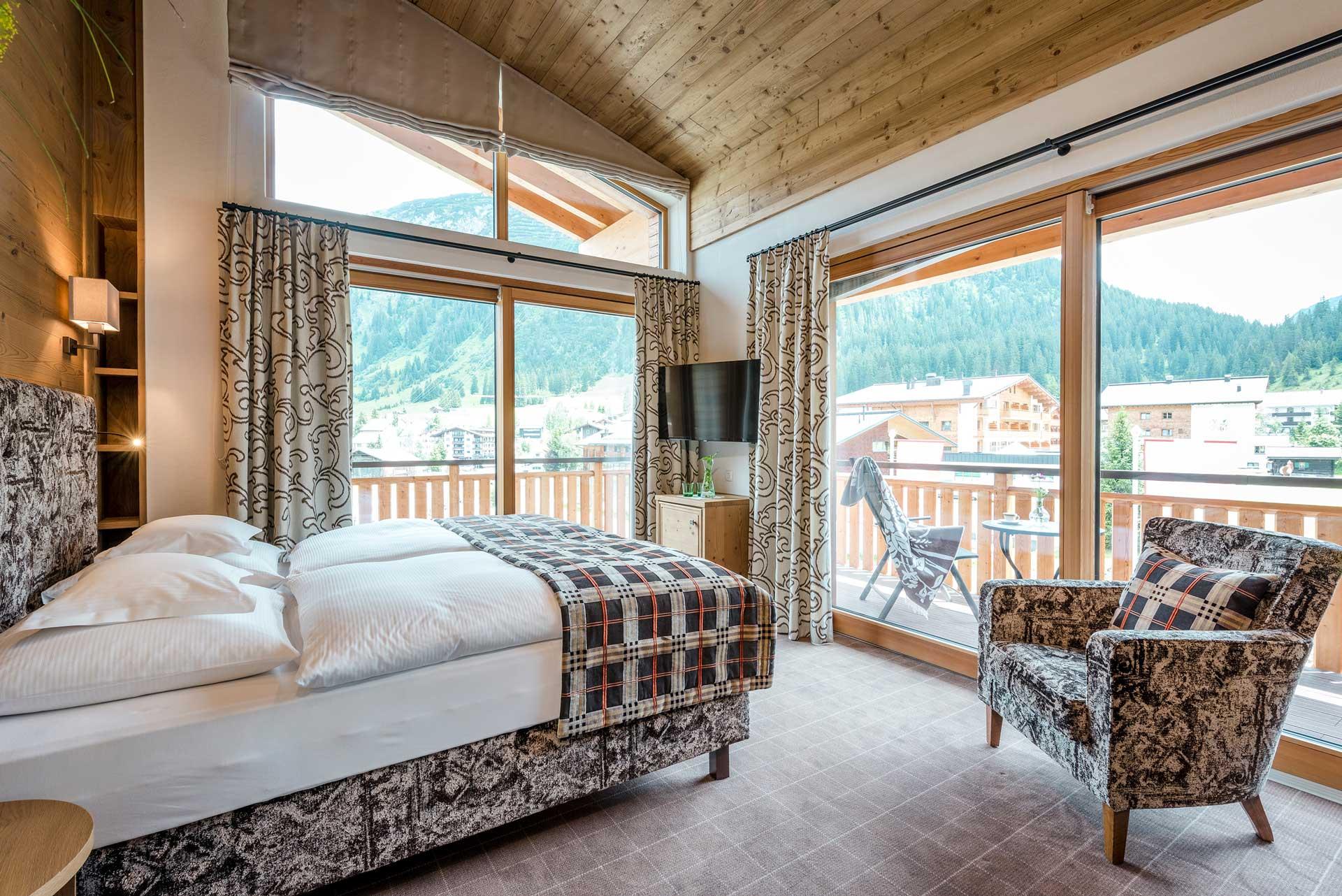 Zimmer & Suiten | Online Buchung | 4-Sterne Hotel Auenhof